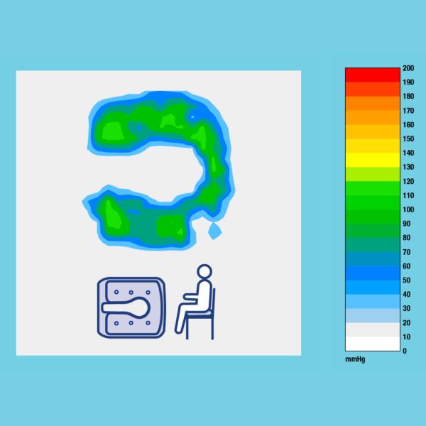 Seat All Bath Pressure Map
