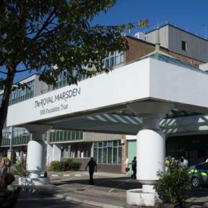 The Royal Marsden Hospital