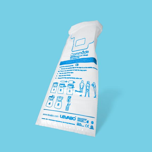 Commode Urine bag Small