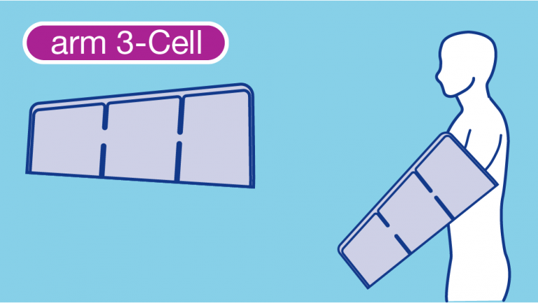 CC Arm 3-cell